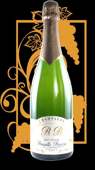 Brigitte Baroni Brut Nature Champagne aanbieding kopen