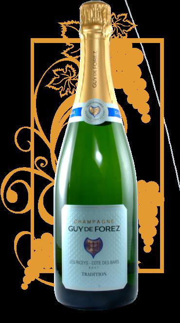 Guy de Forez Traditon Champagne aanbieding kopen